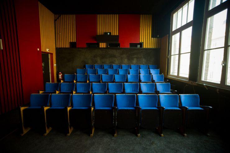 Filmhuis Cavia Zaalhuur